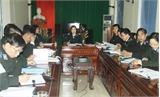 Bàn biện pháp nâng cao hiệu quả thi hành án dân sự