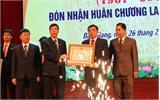 Bệnh viện Đa khoa tỉnh Bắc Giang đón nhận Huân chương Lao động hạng Nhì