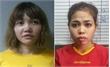Hai nữ nghi phạm giết ông Kim Jong-nam sắp hầu tòa