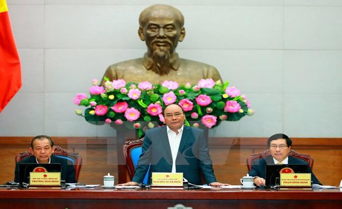 Thủ tướng, giải pháp, quyết liệt, tăng trưởng, kinh tế