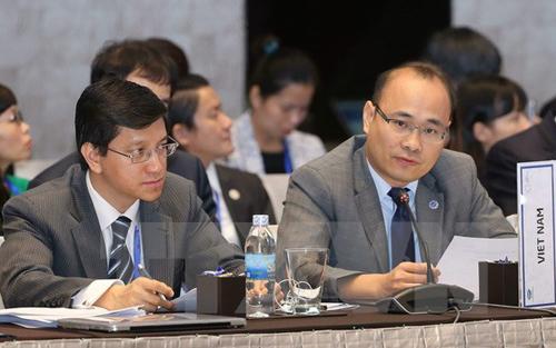 Hội nghị, lần thứ nhất, quan chức, cao cấp, APEC 2017