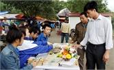 Xây dựng hình ảnh lễ hội chùa Bổ Đà văn minh, thân thiện