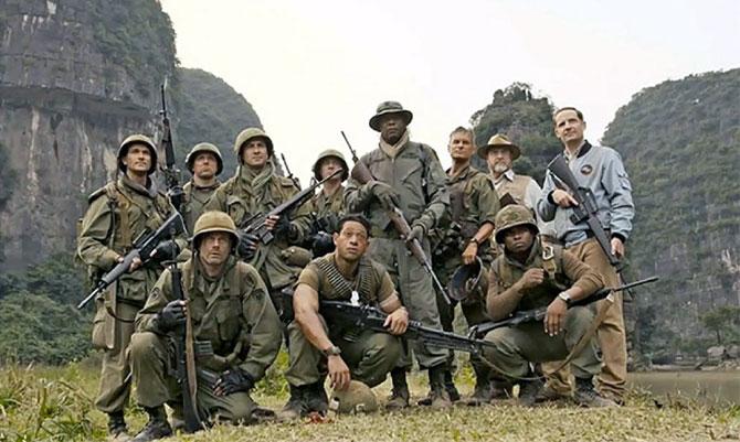"""điều thú vị, bộ phim,""""Kong: Skull Island"""", địa danh"""