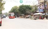TP Bắc Giang: Nhiều vỉa hè bị chiếm dụng