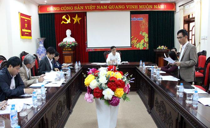 Đoàn Đại biểu, Quốc hội tỉnh, góp ý, hai dự thảo luật