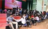 Việt Yên: Ngày hội hiến máu tình nguyện