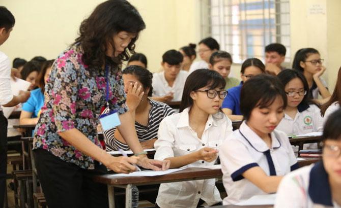 Kỳ thi THPT, quốc gia, 2017, giảng viên, giáo viên