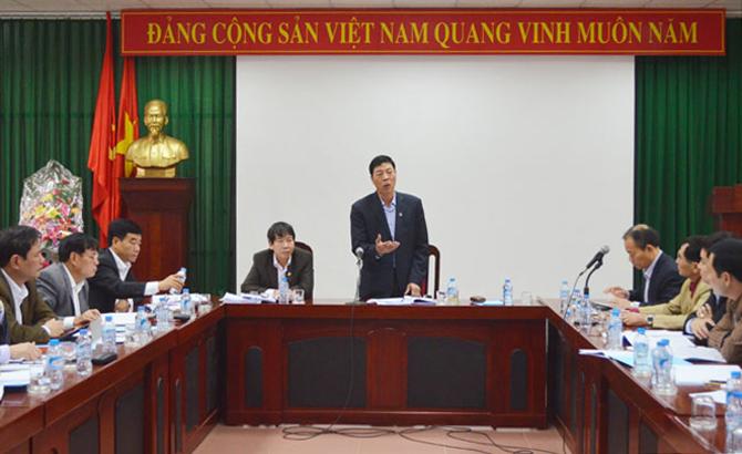 Làm việc, Đài Phát thanh và Truyền hình tỉnh, Bí thư Tỉnh ủy Bùi Văn Hải