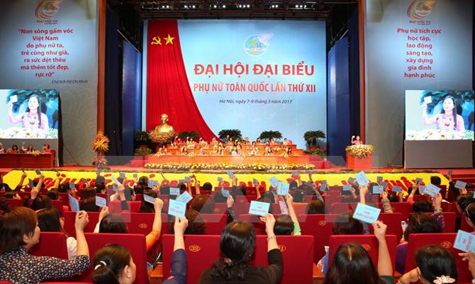 161, đại biểu, BCH, Hội Liên hiệp Phụ nữ Việt Nam