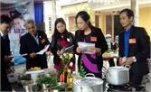 Việt Yên: Hội thi bữa ăn dinh dưỡng gia đình
