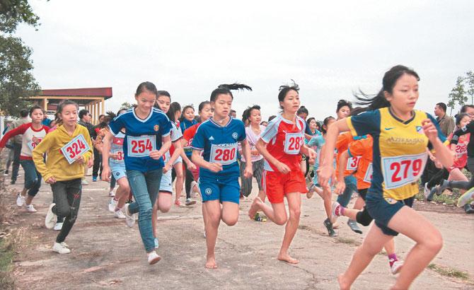 Hướng tới Giải Việt dã truyền thống Báo Bắc Giang lần thứ 36: Hứa hẹn cuộc đua quyết liệt