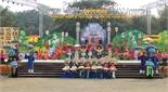 """Bắc Giang: Tổng duyệt Chương trình nghệ thuật đặc biệt """"Về nơi đất lành chốn thiêng"""""""