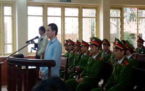 phúc thẩm, bị cáo,  Lý Nguyễn Chung