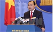 Việt Nam kiên quyết phản đối các hành động của Trung Quốc ở Hoàng Sa
