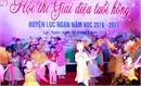 Lục Ngạn: Hội thi 'Giai điệu tuổi hồng'