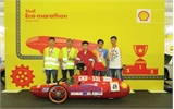 Sinh viên Việt Nam dự thi chế tạo xe tiết kiệm nhiên liệu