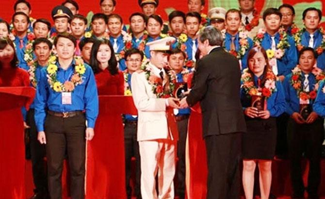 T.Ư Đoàn, trao giải thưởng, Lý Tự Trọng, năm 2017