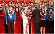 Trung ương Đoàn trao giải thưởng Lý Tự Trọng năm 2017