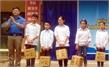 Bí thư Huyện đoàn Lạng Giang Bùi Đức Hùng được trao  Giải thưởng Lý Tự Trọng