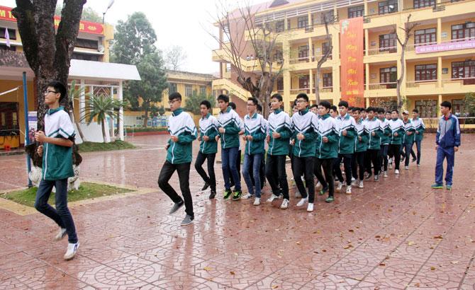 Giải Việt dã, truyền thống, Báo Bắc Giang, lần thứ 36, năm 2017, sẵn sàng, khai cuộc