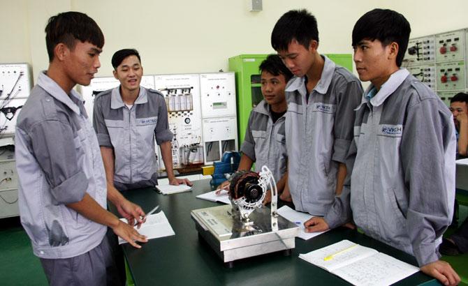 Lạng Giang: Đào tạo nghề theo nhu cầu doanh nghiệp