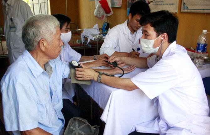 Thầy thuốc trẻ, tiếp sức, người bệnh, tháng Thanh niên