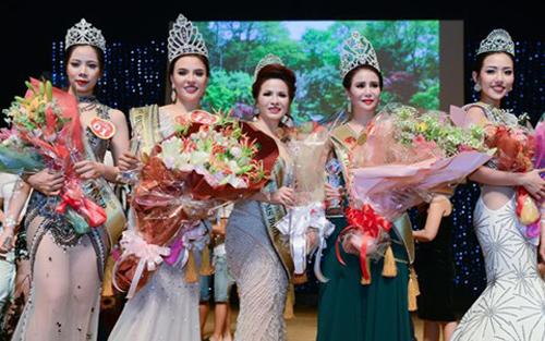 Khởi động, cuộc thi, Hoa hậu, Doanh nhân, người Việt, châu Á 2017