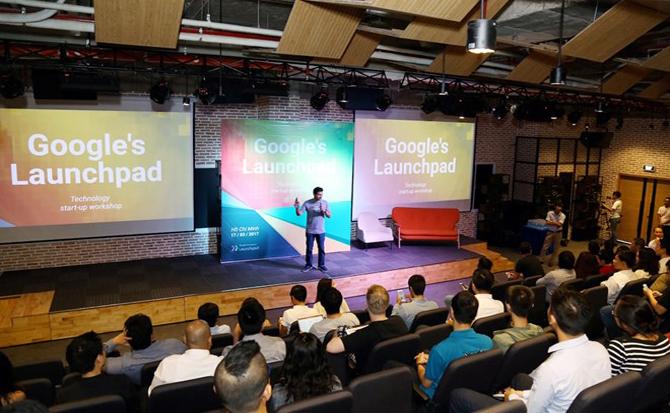 Đại diện, Việt Nam, tham gia, chương trình, khởi nghiệp,  Google