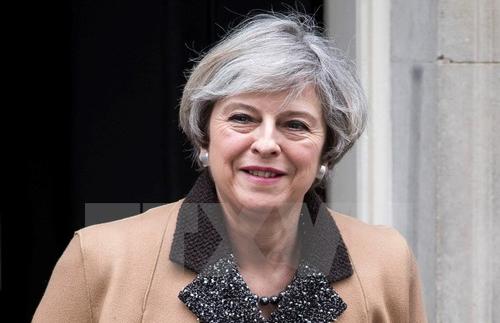 Thủ tướng, Anh, cam kết, kích hoạt, điều 50, châu Âu
