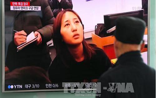 Đan Mạch, dẫn độ, giam giữ, con gái, bà Choi Soon-sil
