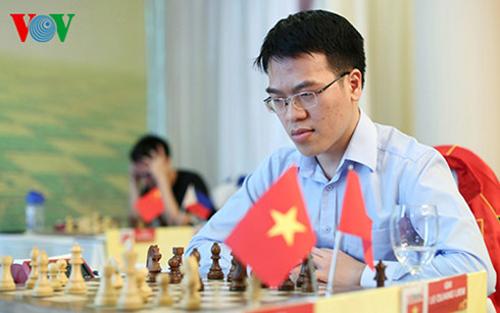 Lê Quang Liêm, vô địch, Giải cờ vua quốc tế, HDBank 2017