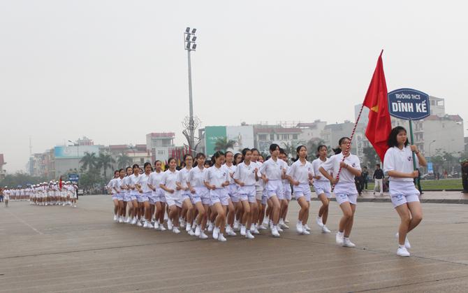 vận động viên, tham gia, Giải Việt dã, Báo Bắc Giang