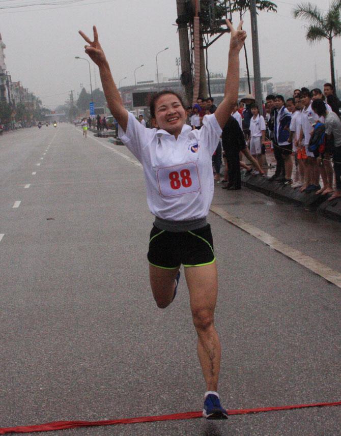 Giải Việt dã Báo Bắc Giang, lần thứ 36, hai nhà vô địch