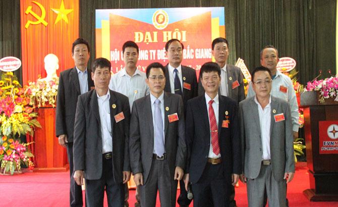 Đại hội, Hội CCB, Công ty, Điện lực, Bắc Giang
