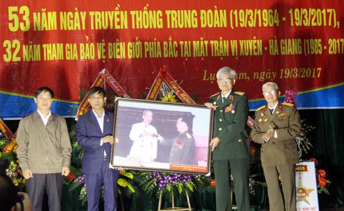 kỷ niệm 53 năm, ngày truyền thống, Ban liên lạc, Cựu chiến binh ,Trung đoàn 568: