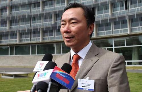 Đại sứ, Phạm Sanh Châu, ứng cử, Tổng Giám đốc UNESCO