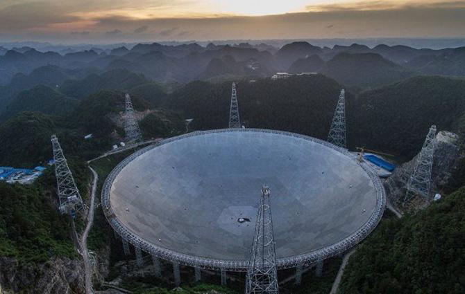 Kính thiên văn, lớn nhất, thế giới, mở cửa, du khách,  tham quan