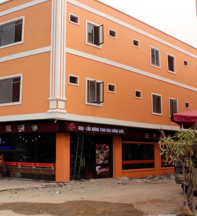 Việt Yên, nhiều công trình, xây dựng, sai phép