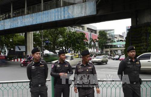 Cảnh sát, Thái Lan, phá, âm mưu, sát hại, thủ tướng