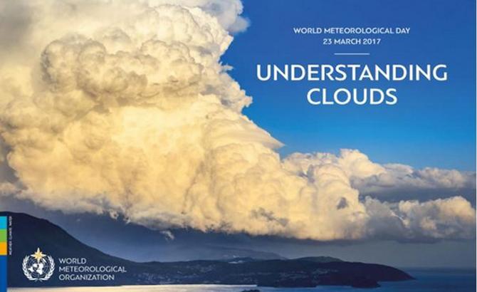 """Ngày Khí tượng, thế giới, chủ đề, """"Hiểu biết về mây"""""""