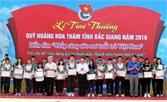 Tuổi trẻ Bắc Giang: Noi gương Bác  thực hiện nhiều việc tốt