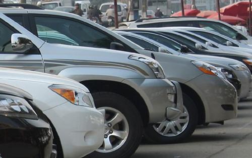 Ôtô, giá rẻ, ồ ạt, nhập về, giá, khai báo, giảm,  150 triệu đồng/xe