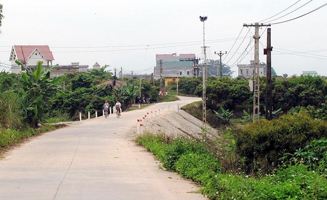 Việt Yên, thưởng 3 tỷ đồng, về đích,  nông thôn mới