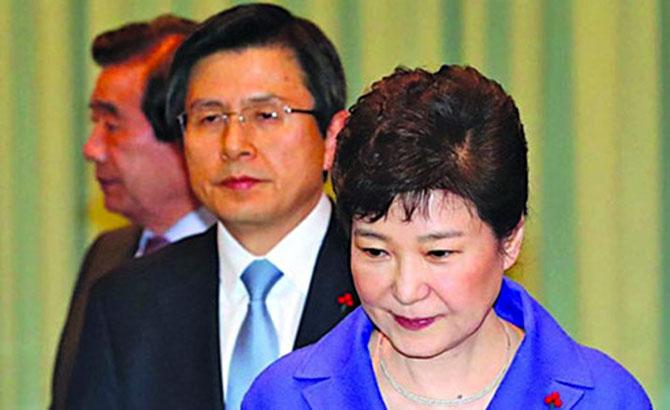 Bê bối, chính trị, Hàn Quốc, ngã ngựa, bà Park Geun - hye, khả năng