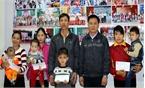 Hỗ trợ trẻ em phẫu thuật tim bẩm sinh