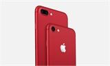 iPhone 7 và 7 plus có thêm màu đỏ