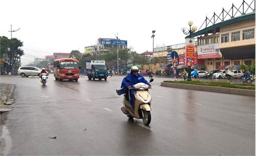 Bắc Giang: Trời mưa và rét từ ngày 25-3