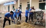 Thanh niên Bắc Giang góp sức trẻ cho quê hương