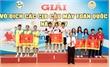 Bac Giang ranks second at national Sepak Takraw championship