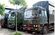 Thủ tướng yêu cầu tổng kiểm tra biển số xe quân đội trên toàn quốc